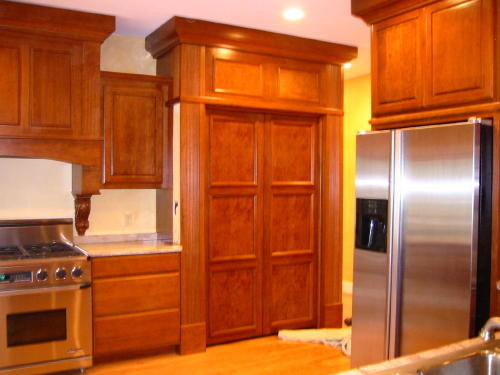 Kitchen cabinets for Anigre kitchen cabinets